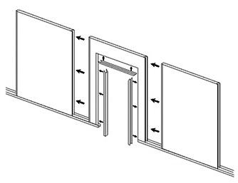 door-fixing-details