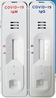 SRAM-Acco COVID-19 IgM/IgG device